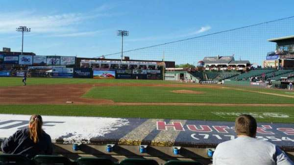 Clipper Magazine Stadium, section: 21, row: G, seat: 5