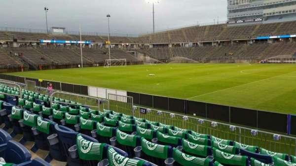 Rentschler Field, section: 122, row: 7, seat: 1