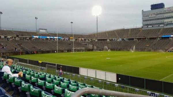 Rentschler Field, section: 122, row: 7, seat: 14