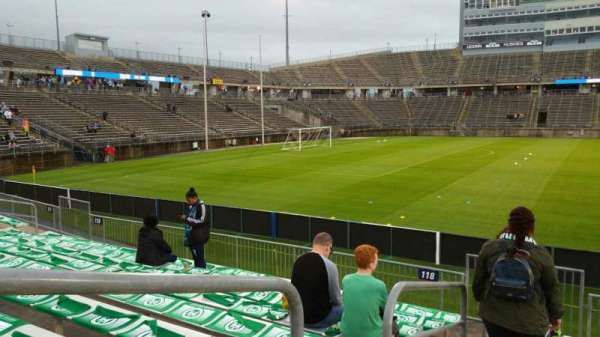 Rentschler Field, section: 119, row: 9, seat: 20