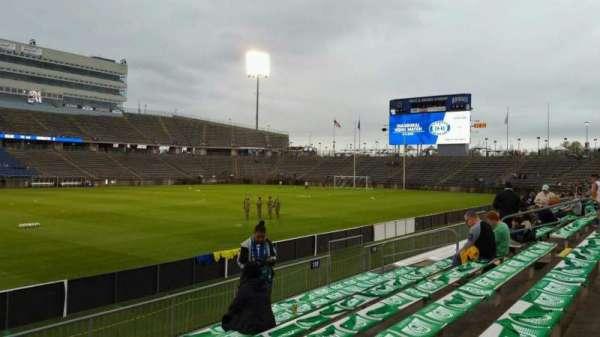 Rentschler Field, section: 118, row: 7, seat: 21