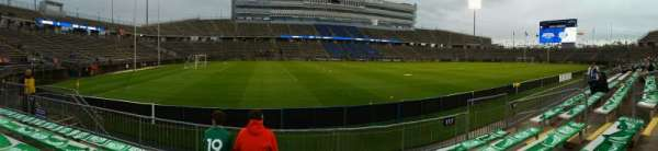 Rentschler Field, section: 117, row: 5, seat: 10