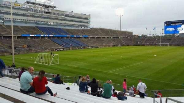 Rentschler Field, section: 113, row: 16, seat: 24