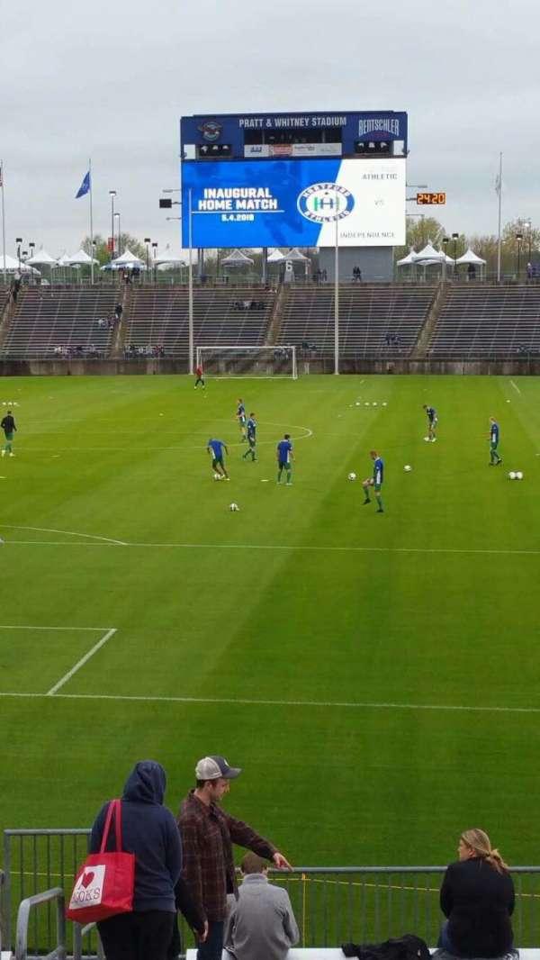 Rentschler Field, section: 112, row: 15, seat: 23