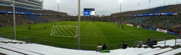 Rentschler Field, section: 111, row: 11, seat: 12