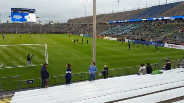 Rentschler Field, section: 111, row: 11, seat: 27