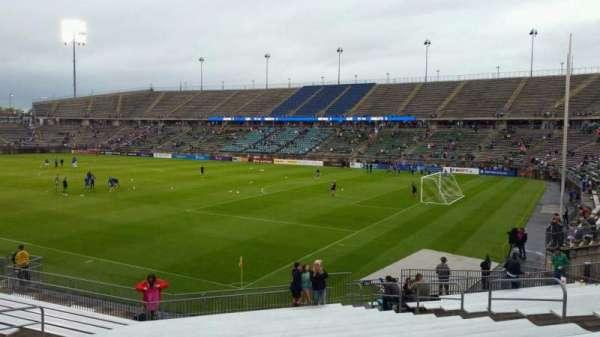 Rentschler Field, section: 106, row: 19, seat: 11
