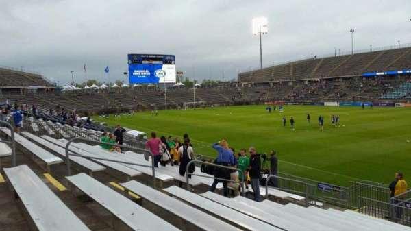 Rentschler Field, section: 105, row: 14, seat: 28