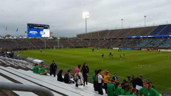 Rentschler Field, section: 105, row: 14, seat: 39