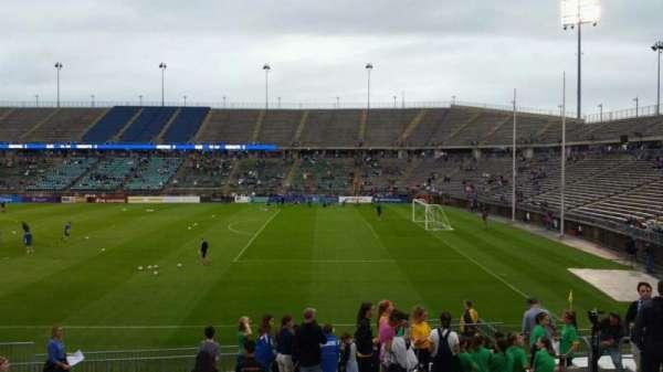Rentschler Field, section: 104, row: 17, seat: 12