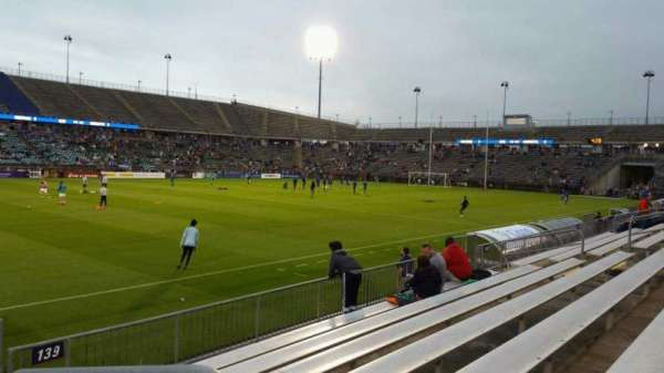 Rentschler Field, section: 138, row: 7, seat: 1