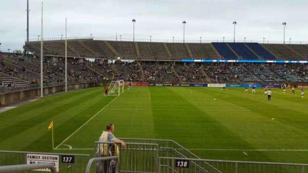 Rentschler Field, section: 138, row: 7, seat: 25