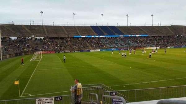 Rentschler Field, section: 137, row: 9, seat: 1