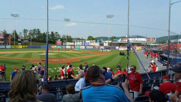 FirstEnergy Stadium (Reading), section: Box 5, row: 10, seat: 12