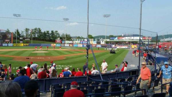 FirstEnergy Stadium (Reading), section: Box 5, row: 10, seat: 7