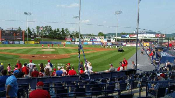 FirstEnergy Stadium (Reading), section: Box 5, row: 11, seat: 6