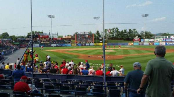 FirstEnergy Stadium (Reading), section: Box 5, row: 11, seat: 1