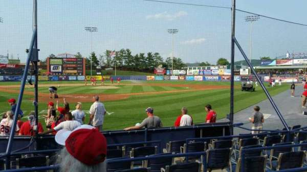 FirstEnergy Stadium (Reading), section: Box 4, row: 7, seat: 6