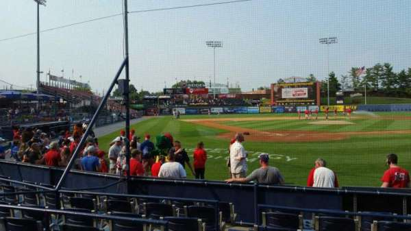 FirstEnergy Stadium (Reading), section: Box 4, row: 7, seat: 1