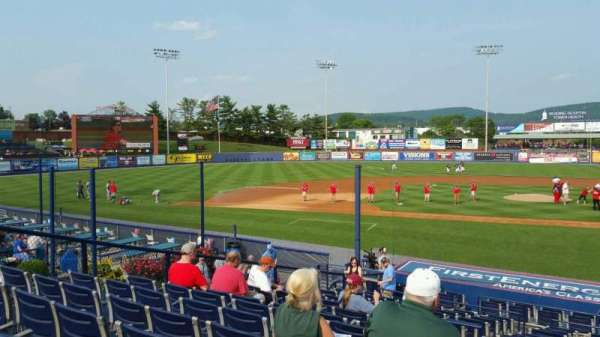 FirstEnergy Stadium (Reading), section: Box 9, row: 20, seat: 9