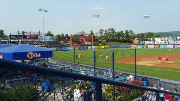 FirstEnergy Stadium (Reading), section: Box 9, row: 20, seat: 18