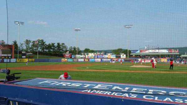 FirstEnergy Stadium (Reading), section: Box 9, row: 5, seat: 8