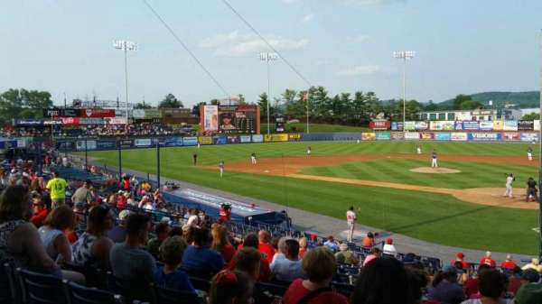 FirstEnergy Stadium (Reading), section: Box 7, row: 22, seat: 3