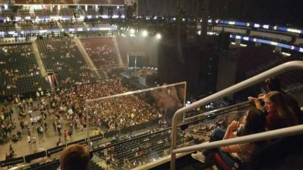 Prudential Center, section: 111, row: 3, seat: 2