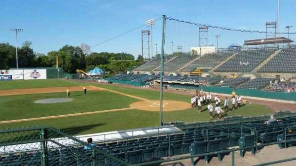 New Britain Stadium, section: 212, row: D, seat: 20