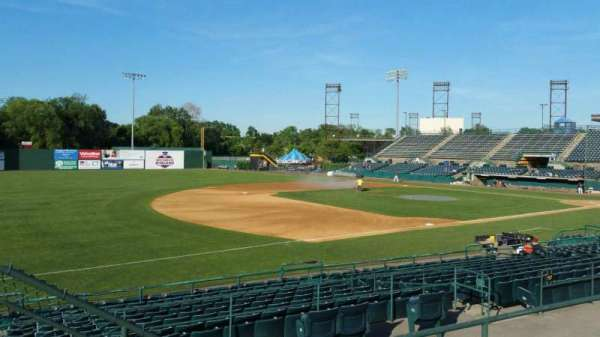 New Britain Stadium, section: 215, row: C, seat: 22