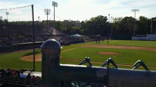 New Britain Stadium, section: 203, row: E, seat: 22