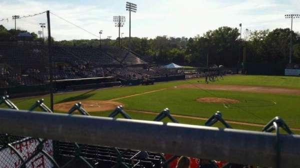 New Britain Stadium, section: 203, row: E, seat: 15