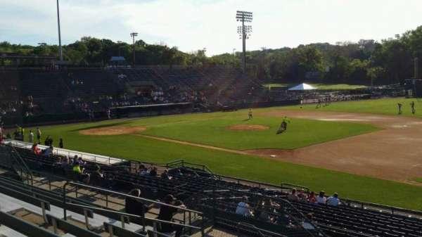 New Britain Stadium, section: 201, row: J, seat: 13