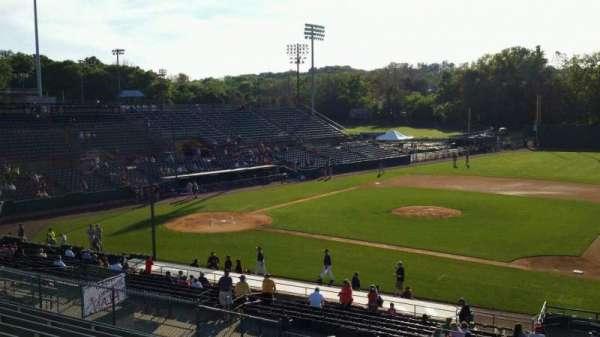 New Britain Stadium, section: 202, row: P, seat: 22