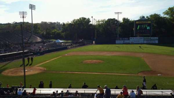 New Britain Stadium, section: 203, row: K, seat: 22