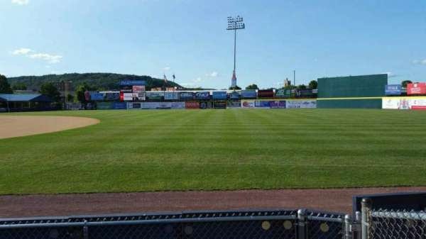 NYSEG Stadium, section: 18, row: E, seat: 10