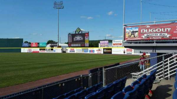 NYSEG Stadium, section: 18, row: E, seat: 1