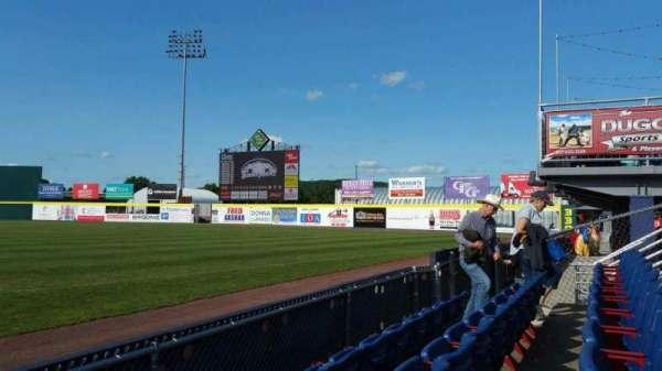 NYSEG Stadium, section: 16, row: C, seat: 16