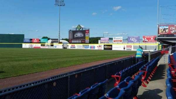 NYSEG Stadium, section: 16, row: C, seat: 9