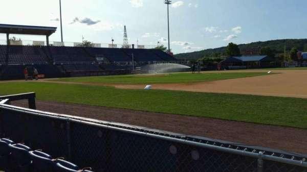 NYSEG Stadium, section: 16, row: C, seat: 1