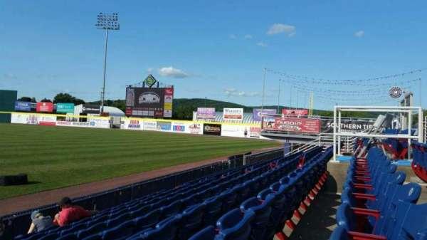 NYSEG Stadium, section: 14, row: H, seat: 10