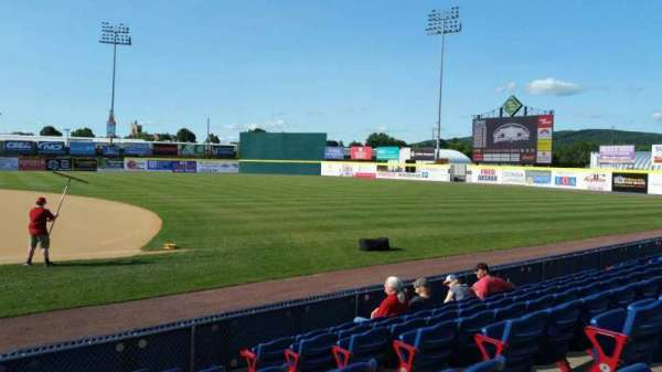 NYSEG Stadium, section: 14, row: H, seat: 6