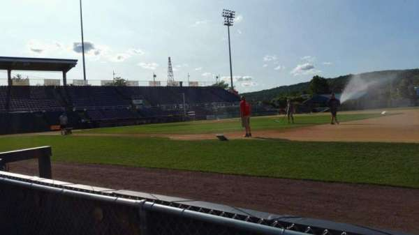 NYSEG Stadium, section: 14, row: B, seat: 10
