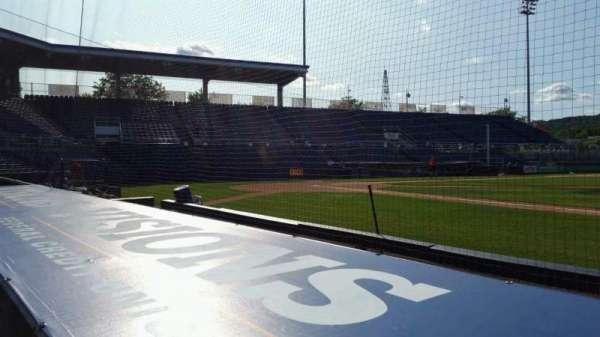 NYSEG Stadium, section: 12, row: D, seat: 1
