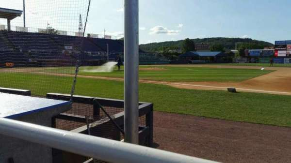 NYSEG Stadium, section: 12, row: D, seat: 16
