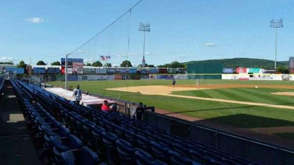 NYSEG Stadium, section: 3, row: H, seat: 15