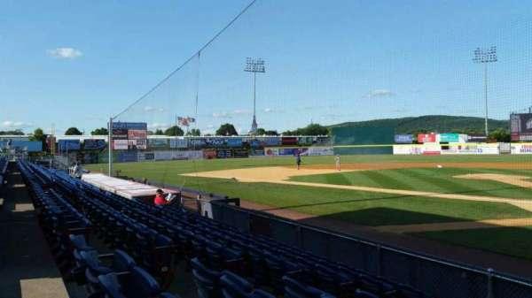 NYSEG Stadium, section: 3, row: H, seat: 9