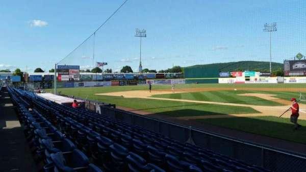 NYSEG Stadium, section: 3, row: H, seat: 2