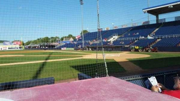 NYSEG Stadium, section: 9, row: D, seat: 1