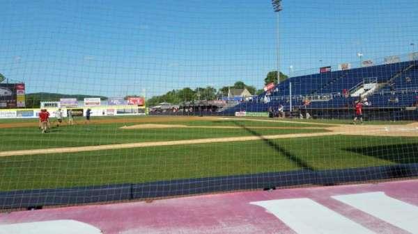 NYSEG Stadium, section: 9, row: D, seat: 9